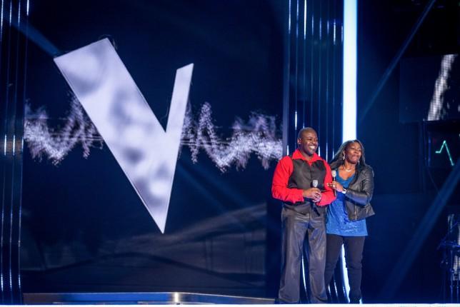 The Voice 2015 Joyful Soundz