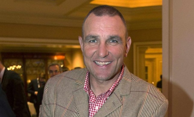 Hard man Vinnie Jones is set to play Nigel Pearson Anzuoni/Reuters