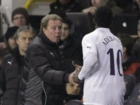 Harry Redknapp's last throw of the dice as Emmanuel Adebayor is linked with QPR transfer