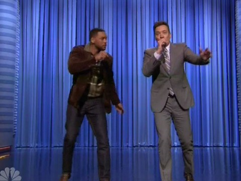 Will Smith showed off his beatboxing skills on The Tonight Show, and we're still in awe