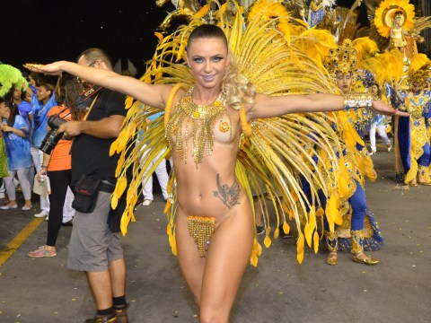 Pictures: Rio de Janeiro carnival 2015 rocks to the beat of Samba