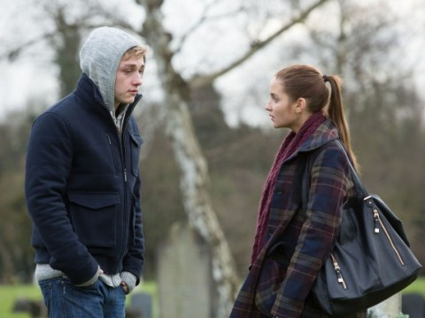 EastEnders spoilers: Peter Beale says his goodbyes at Lucy's graveside and shocks Lauren Branning with truth about Bobby