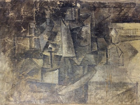 Stolen £1.6 million Picasso painting found posted as cheap £10 Christmas present