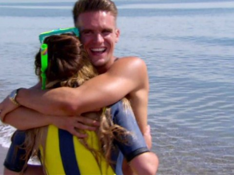 Geordie Shore's Gaz Beadle deletes Charlotte Crosby from his list of exes and it's all very upsetting
