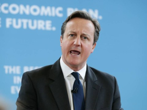 David Cameron is afraid of getting his times tables wrong