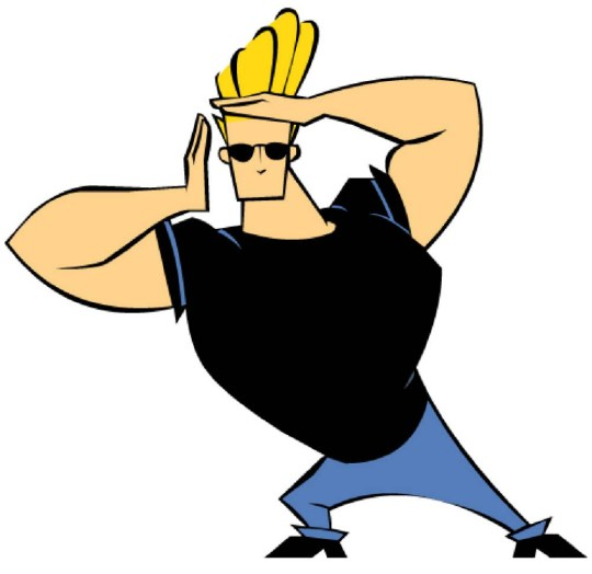 Cartoon Boy With Yellow Spiky Hair The Best Drop Fade Hairstyles