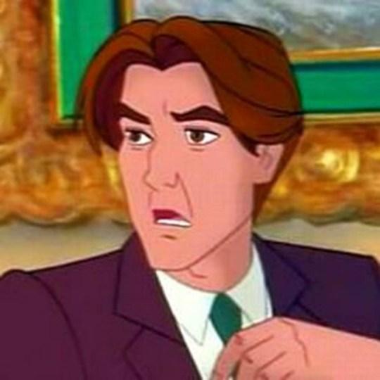 The 9 male cartoon characters you secretly fancy  07b2cf7f7