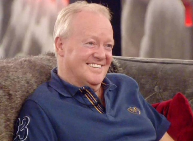 Keith Cheggers Chegwin Celebrity Big Brother 2015 Picture: Channel 5/Rex)