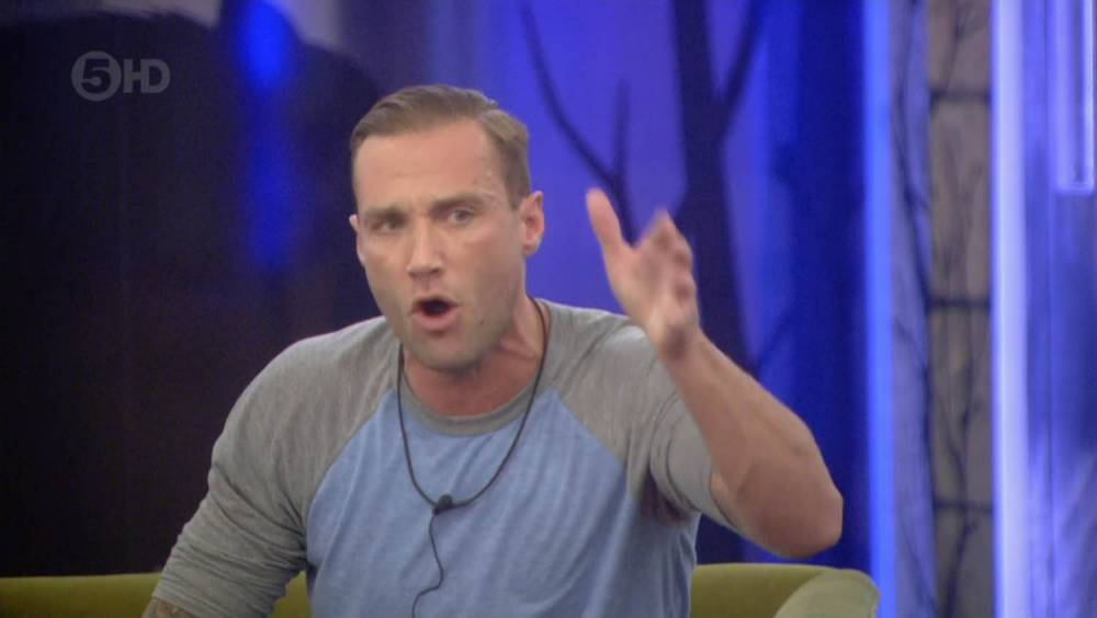 Celebrity Big Brother 2015 Calum Best (Picture: Channel 5)