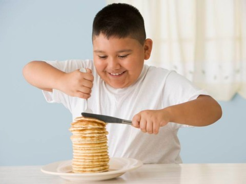 Here's how to become a pancake eating champion