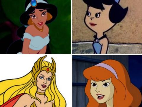 15 female cartoon characters we secretly fancied