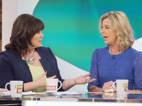 Katie Hopkins just got her comeuppance on Loose Women as Coleen Nolan confronts her about sister jibes