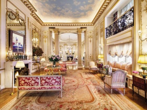 Joan Rivers' opulent New York apartment is on sale for a cool $28 million