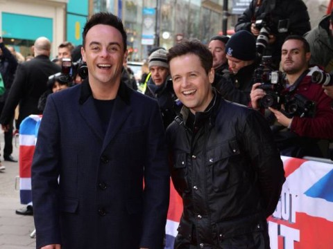 Ant's best Valentine's date ever: 'I took my wife to the local chippy'