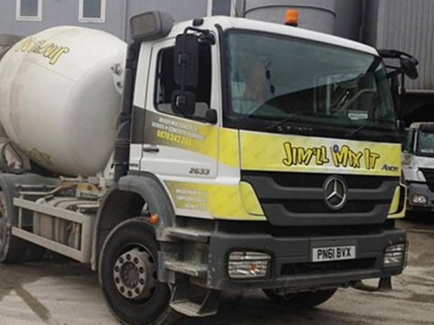 'Jim'll Mix It' concrete supply firm forced to rebrand after drivers received abuse