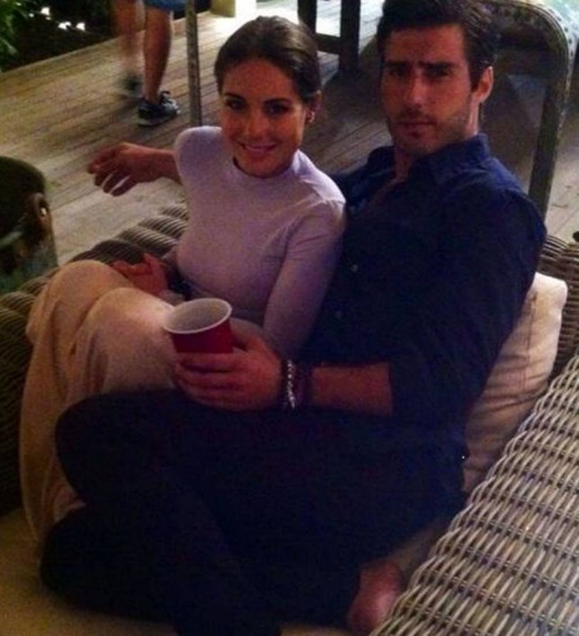 Don't panic, that penis picture Louise Thompson posted of boyfriend Alik Alfus is a fake…apparently