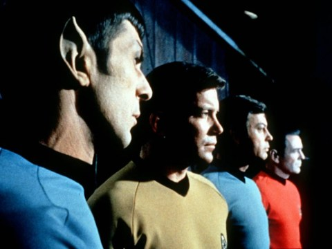 Met police kept secret files on Star Trek and The X-Files in case shows sparked riots and mass suicides