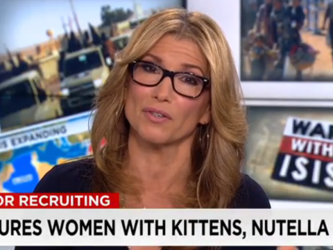 Isis are luring female recruits with kittens and nutella, says CNN