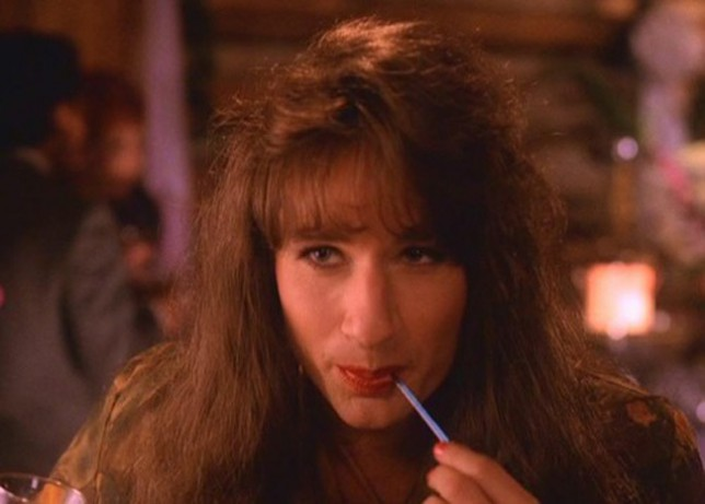 David Duchovny to reprise Twin Peaks role as DEA Agent Denise Bryson?