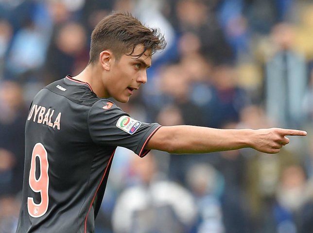 b0ccbd3b872 Arsenal have been given a crucial boost in the Paulo Dybala hunt (Picture   Getty)