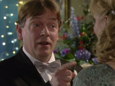 EastEnders live week 2015: the seven most toe-curlingly cliched moments from Ian and Jane's wedding