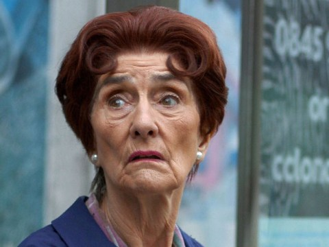 EastEnders' June Brown is going deaf as well as blind but won't quit being Dot Branning