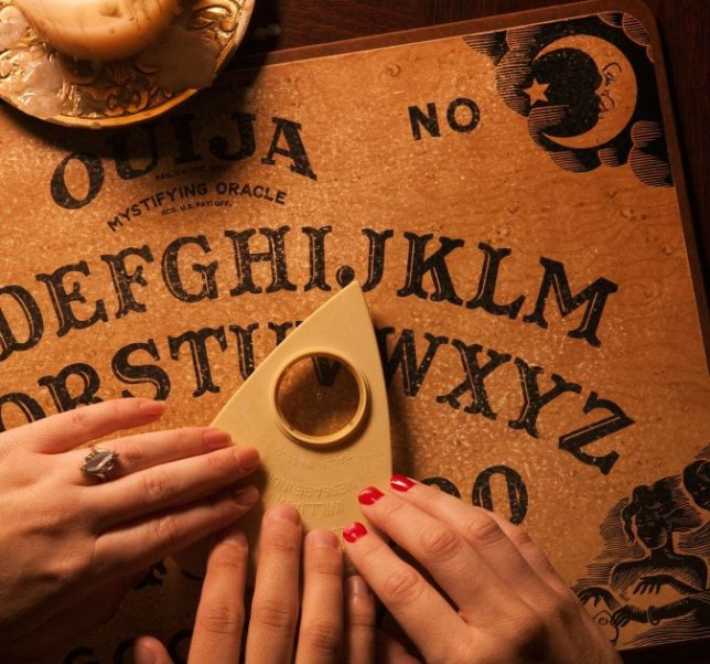 The family is believed to have used Ouija boards (Picture: Alamy)