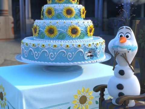 Here's theseriouslycool first trailer for Frozen short Frozen Fever!
