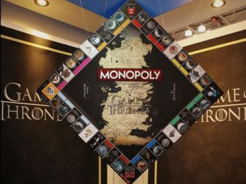 Winter is coming already? Game of Thrones launching Monopoly board ready for Christmas