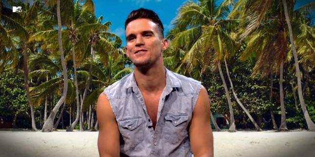 Ex On The Beach season 2 - Geordie Shore's Gaz Beadle