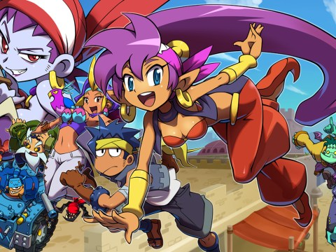 Shantae And The Pirate's Curse review – two-dimensional art