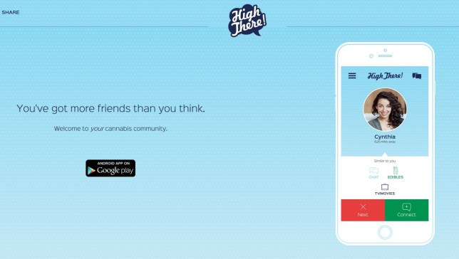 high there dating app iphone