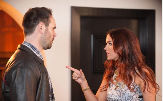 Hollyoaks Mercedes McQueen (Picture: Lime)