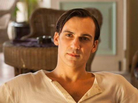 Everyone was terribly confused over Mark Donovan from The Inbetweeners being in Indian Summers
