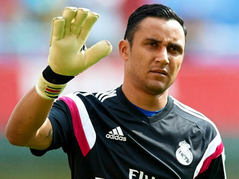 Manchester United 'failed with an approach for Real Madrid goalkeeper Keylor Navas last summer'