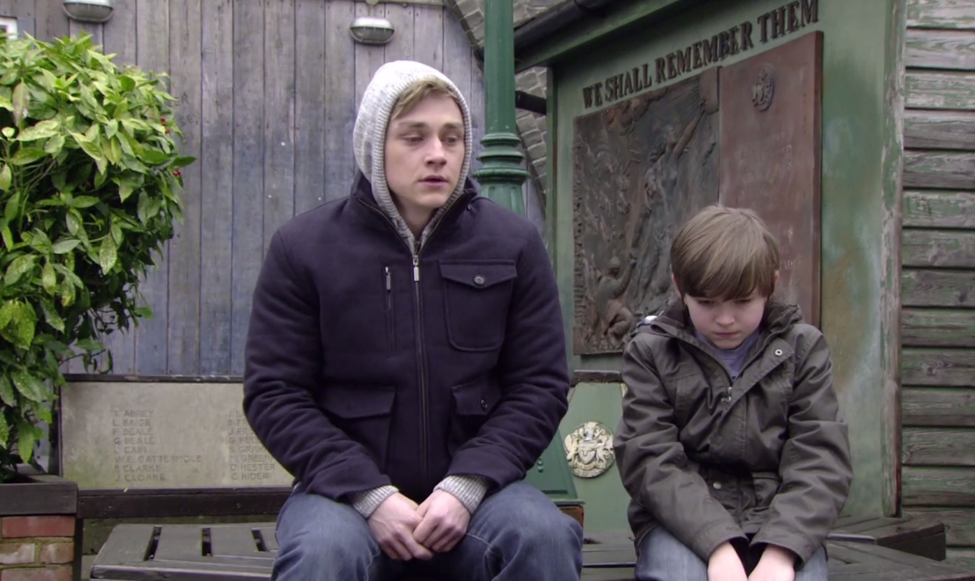 EastEnders: Peter Beale makes an emotional exit with Lauren by his side…but has he forgiven Bobby?