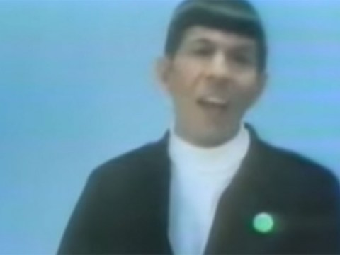 Leonard Nimoy dead: Let's take a moment to remember one of the actor's musical highlights