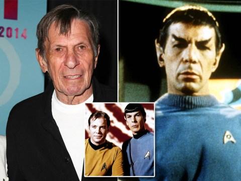 Leonard Nimoy dead: Legendary Star Trek actor best known as Mr Spock dies aged 83