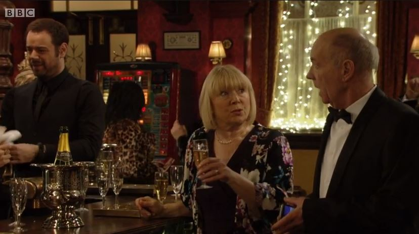 EastEnders live week spoilers: What is Les Coker up to and why is he acting so shifty?