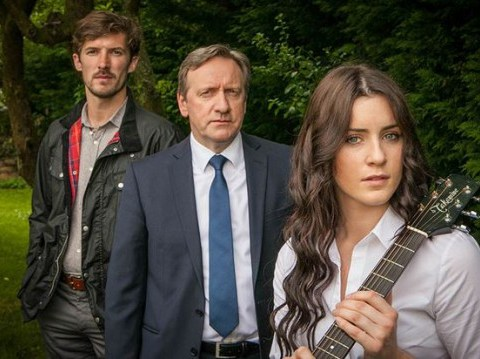 Remember Lucie Jones off of The X Factor? Well she's now starring in Midsomer Murders…