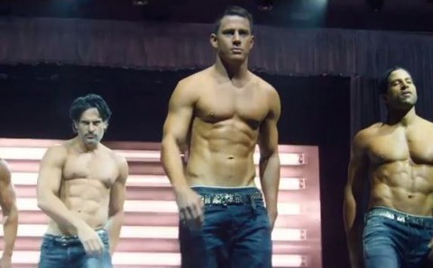 Channing Tatum will have you salivating over the new Magic Mike XXL trailer