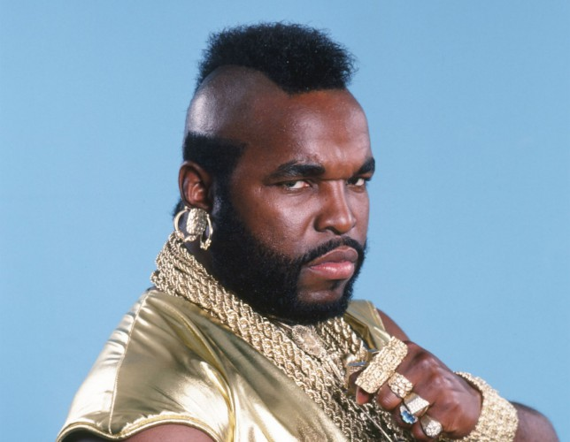 Mr T Gets His Own Perfectly Named Diy Show I Pity The Tool Metro News