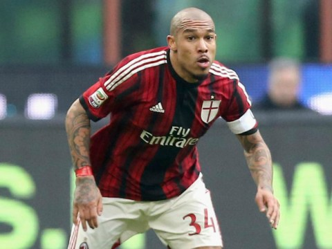 Manchester United to seal Nigel de Jong transfer, talks at advanced stage