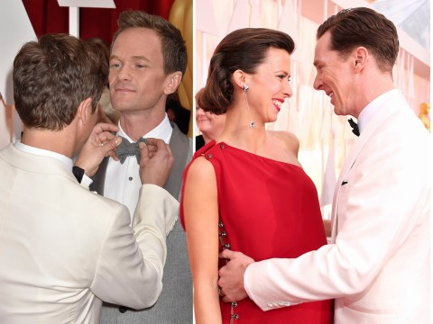 Oscars 2015: 9 loved-up celeb couples whose adorable PDAs totally distracted us from the awards