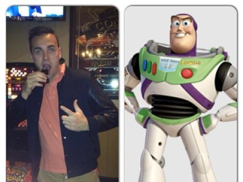 This guy will change his name to Buzz Lightyear if he can raise £2,000 for a kids' cancer charity