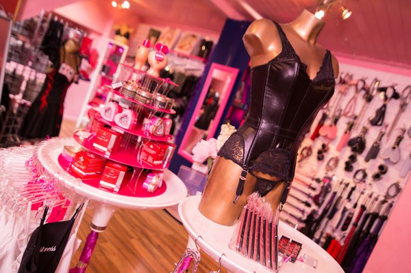 Unleash your inner Anastasia: The 9 best lingerie and sex shops in London