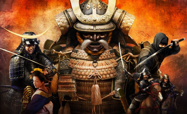 Total War: Shogun 2 - like an extra family member