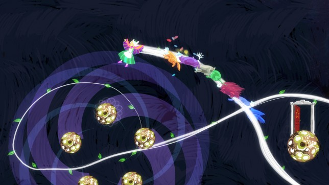 Gravity Ghost (PC) - all ghost go to... outer space?