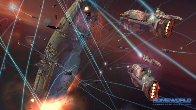 Homeworld Remastered Collection (PC) - star phwoar