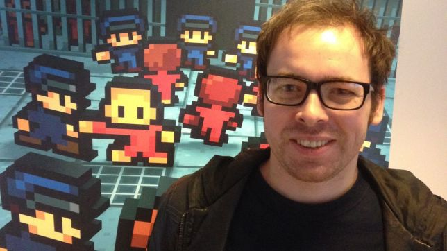 Chris Davis - the one man band behind The Escapists